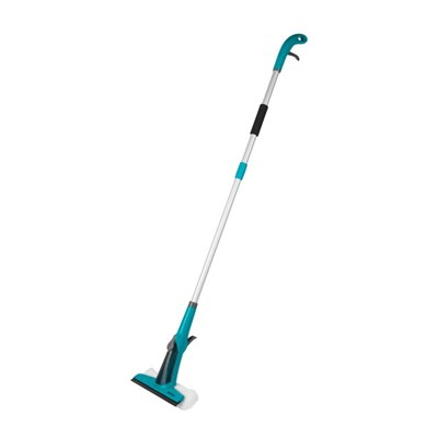 Beldray 2 In 1 Spray Window Cleaner - Extendable Handle - Turquoise