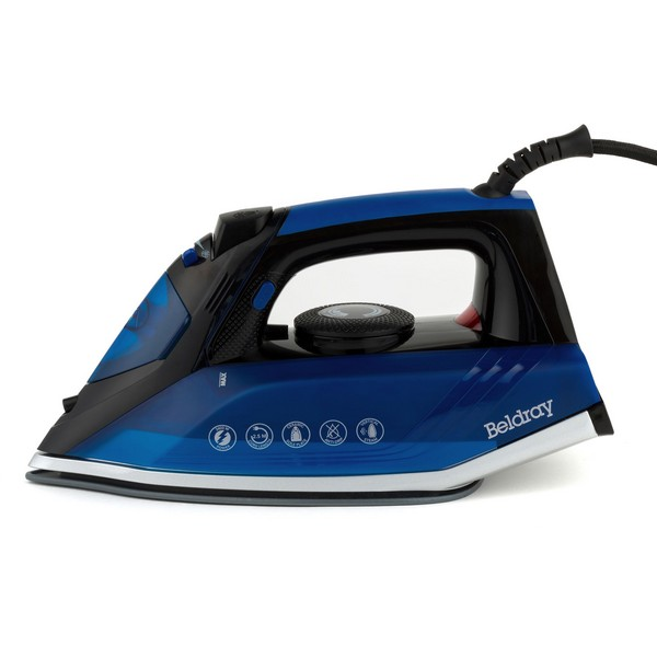 Beldray Easy-Fill Iron with 200ml Water Tank - 2400W