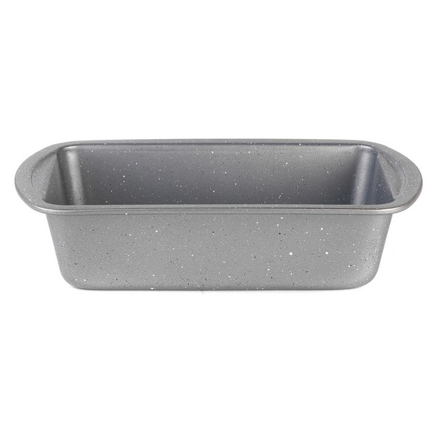 Progress Non-Stick Metallic Marble Loaf Pan - 28cm No Colour