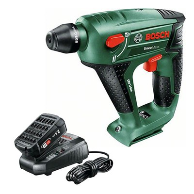Bosch Cordless UNEO Maxx Drill with 2.5ah Battery and Charger