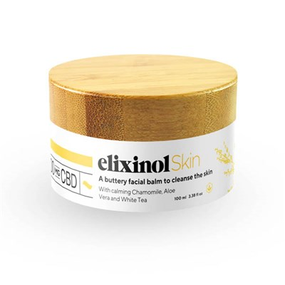 Elixinol Skin CBD Cleansing Balm 100ml