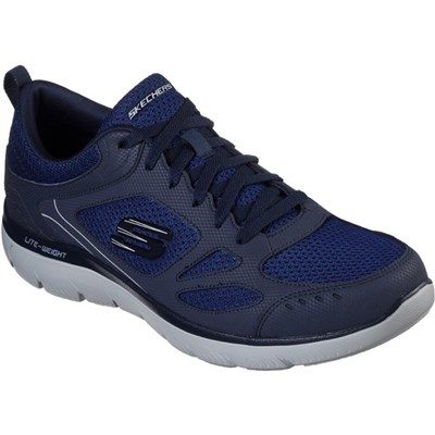 Skechers Men's Summits South Rim Sports Shoe Navy