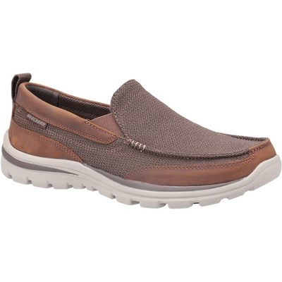 Skechers Men's Superior Milford Shoes Brown