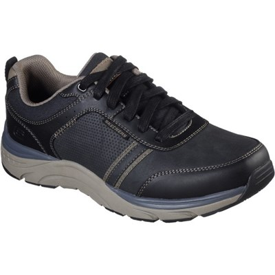 Skechers Men's Sentinal-Lunder Leather Trainers