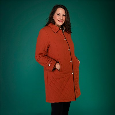 David Barry Longline Coat