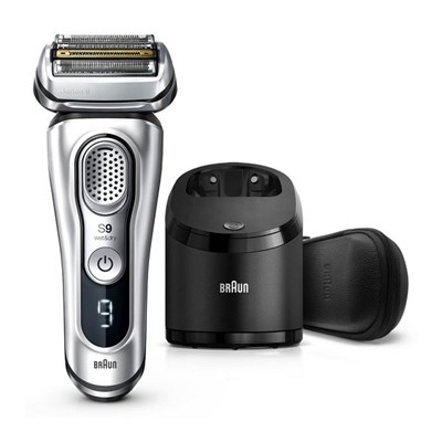 Braun Series Shavers 9 9390cc Wet & Dry Electric Shaver