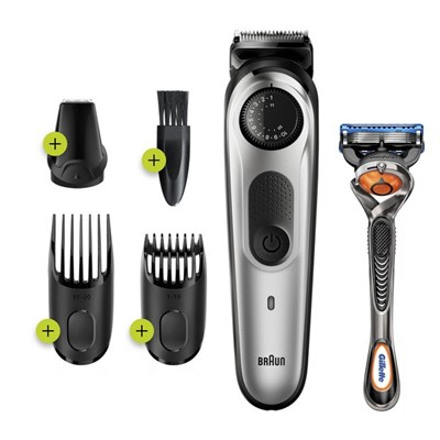 Braun BT5260 Beard Trimmer and Hair Clipper for Men
