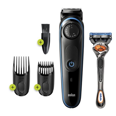 Braun BT3240 Beard Trimmer and Hair Clipper for Men