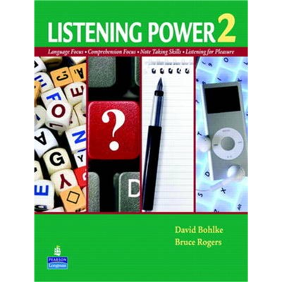 Listening Power 2 by David Bohlke ; Bruce Rogers
