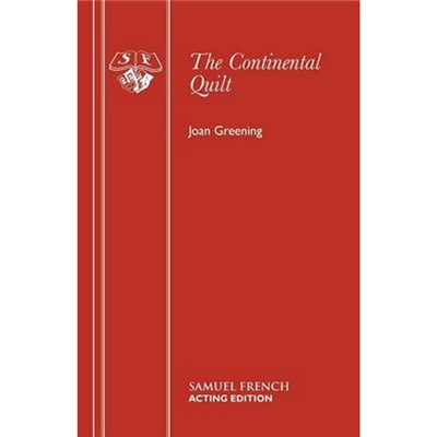 The Continental Quilt by Greening; Joan