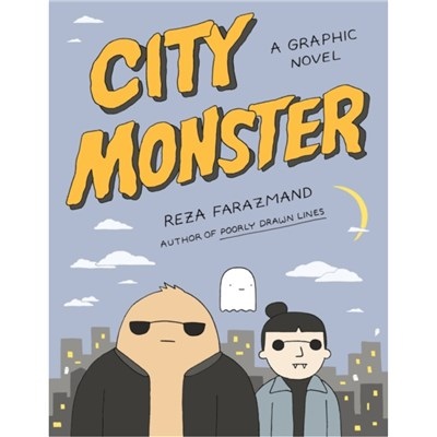 City Monster by Farazmand; Reza