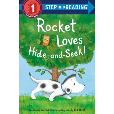 Rocket Loves Hide-and-Seek! by Tad Hills