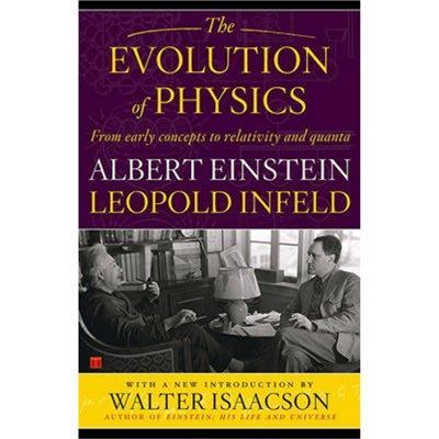 The Evolution of Physics by Albert Einstein