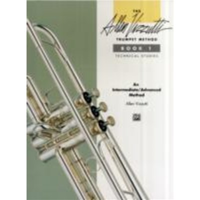Allen Vizzutti Trumpet Method; Bk 1 by Alan Vizutti
