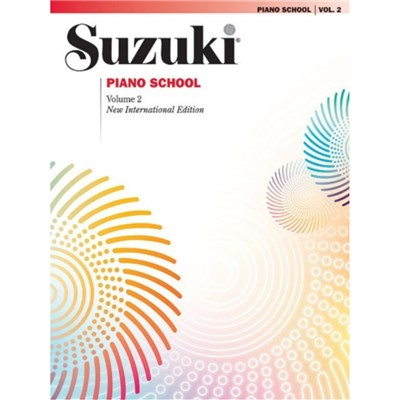 Suzuki Piano School; Vol 2 by Shinichi Suzuki