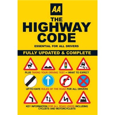 AA the Highway Code by AA Publishing