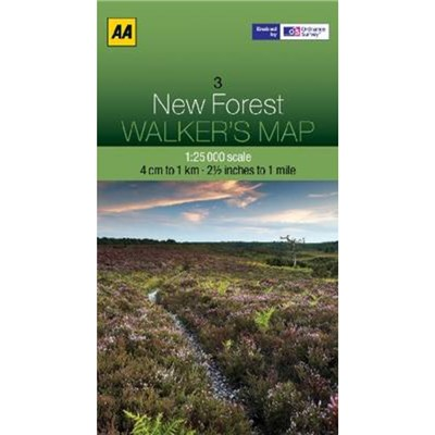 New Forest by AA Publishing