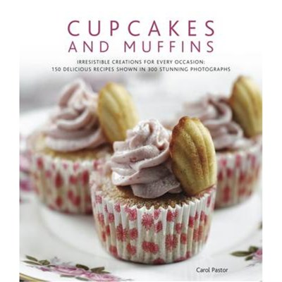 Cupcakes & Muffins by Pastor; Carol