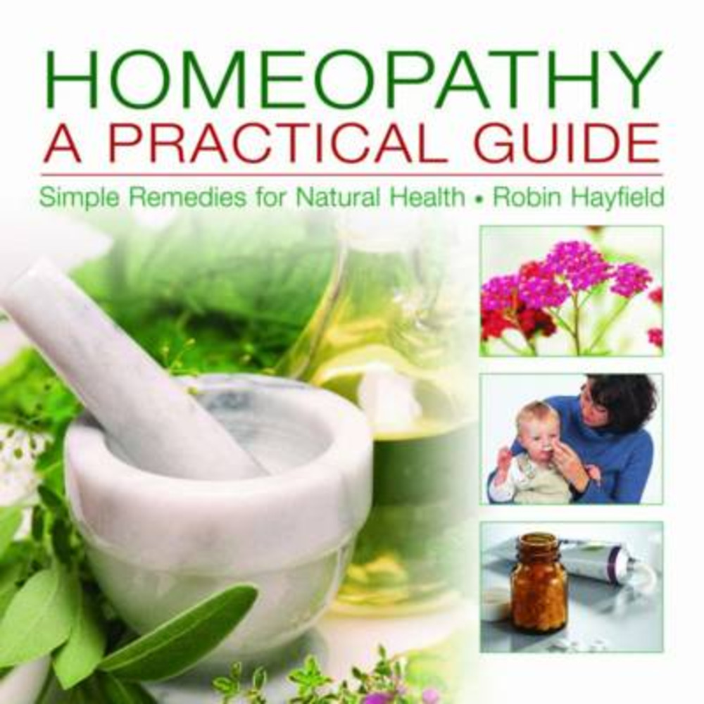 Homeopathy by Hayfield; Robin