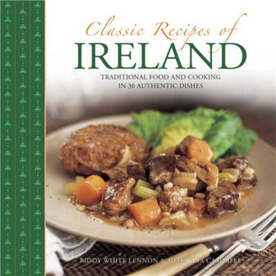 Classic Recipes of Ireland by Campbell Georgina