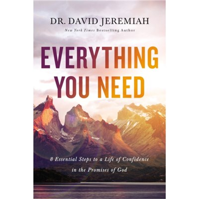 Everything You Need by Jeremiah; Dr. David