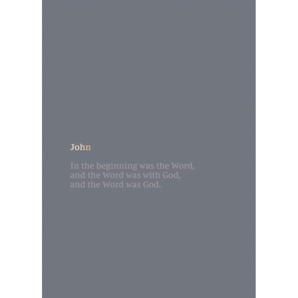 NKJV Bible Journal - John; Paperback; Comfort Print by Nelson; Thomas