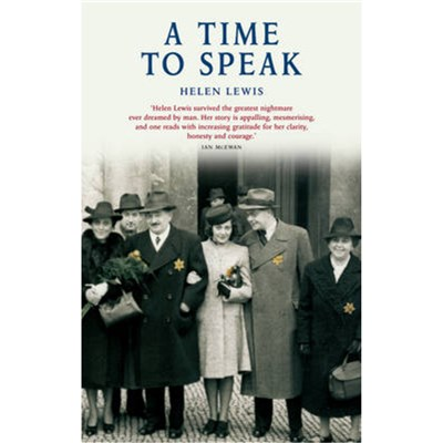 A Time to Speak by Lewis; Helen