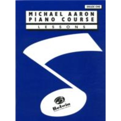 Piano Course by Aaron; Michael