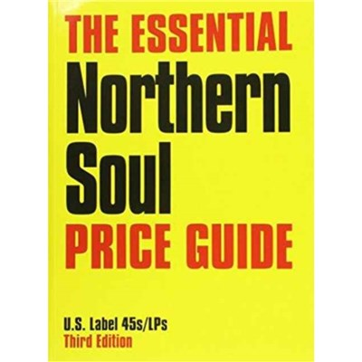 ESSENTIAL NORTHERN SOUL PRICE GUIDE by BROWN