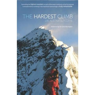 The Hardest Climb by Sutcliffe; Alistair