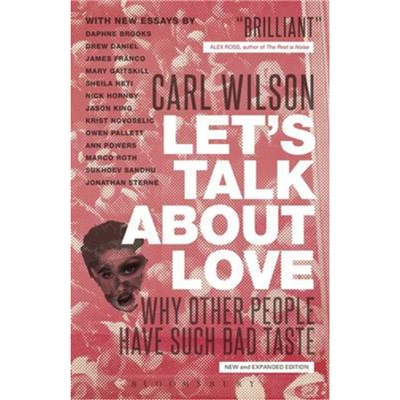 Let's Talk About Love by Wilson; Carl
