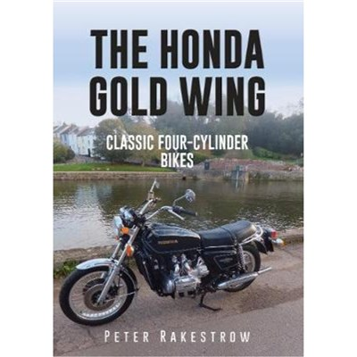The Honda Gold Wing by Rakestrow; Peter