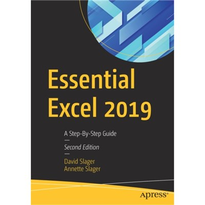 Essential Excel 2019 by Slager; David|Slager; Annette
