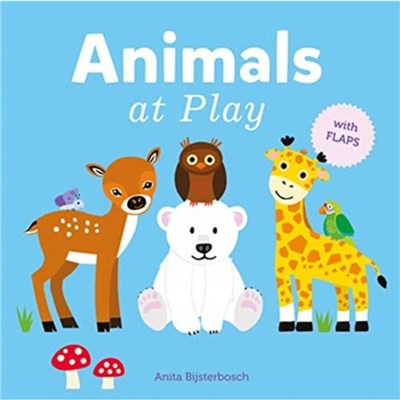 Animals at Play by Anita Bijsterbosch