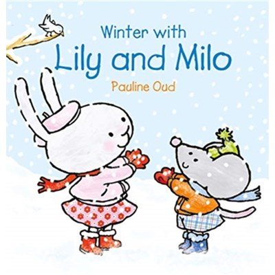 Winter with Lily & Milo by Pauline Oud