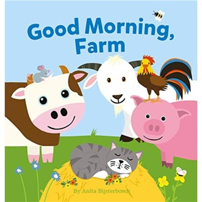 Good Morning; Farm by Anita Bijsterbosch
