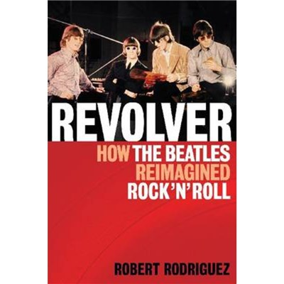 Revolver by Rodriguez; Robert