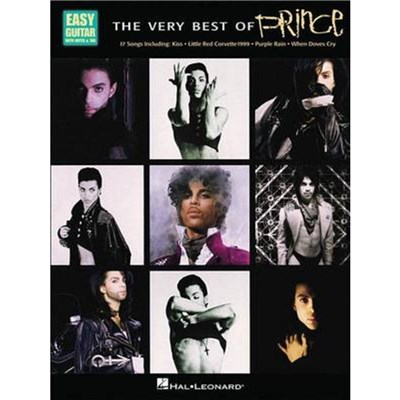 The Very Best of Prince: Easy Arrangements of 17 of Prince's Finest for Easy Guitar by Created by Prince
