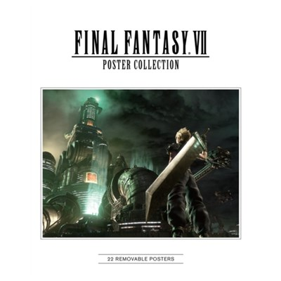 Final Fantasy Vii Poster Collection by Square Enix; Square Enix