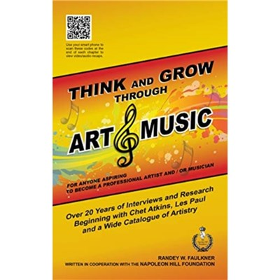 Think and Grow Through Art and Music by Randey Faulkner
