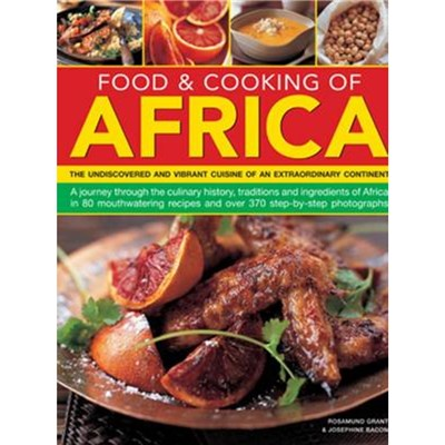 Food & Cooking of Africa by Grant; Rosamund|Bacon; Josephine