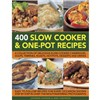 400 Slow Cooker & One-pot Recipes by Fleetwood Jenni