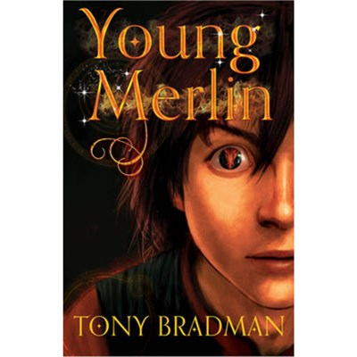 Young Merlin by Bradman; Tony