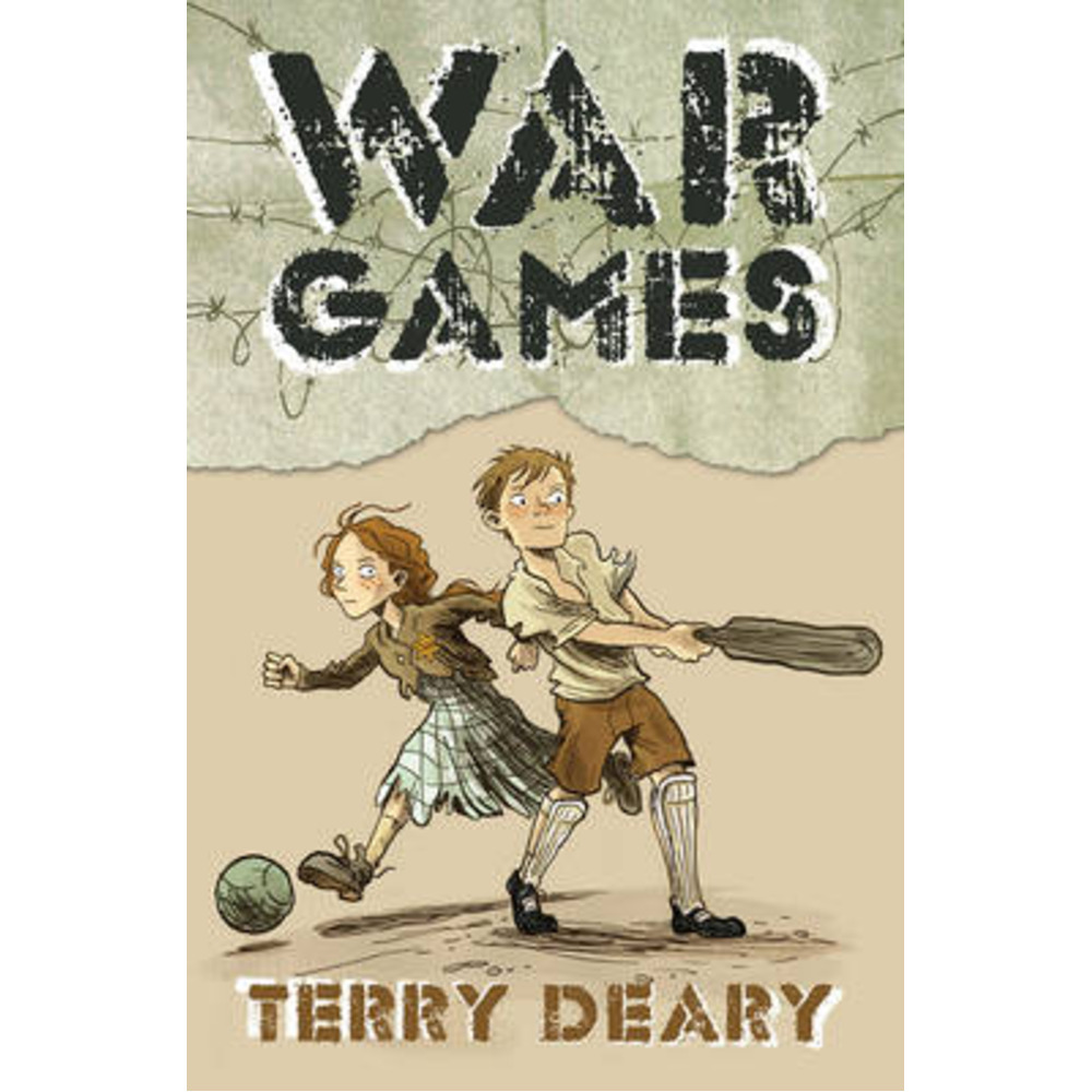 War Games by Deary; Terry