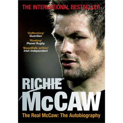 The Real McCaw by McCaw; Richie