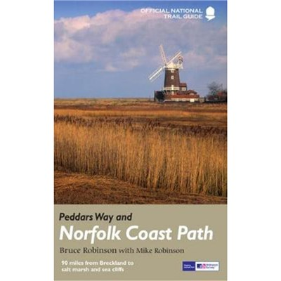 Peddars Way and Norfolk Coast Path by Robinson; Bruce
