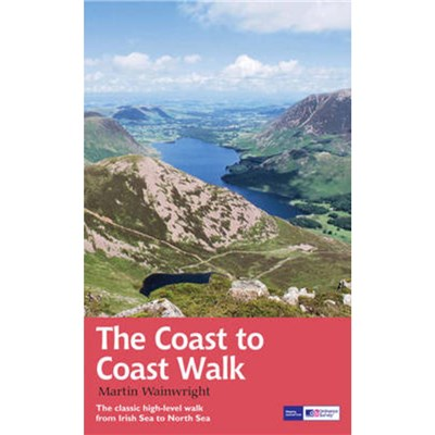 The Coast to Coast Walk by Wainwright; Martin