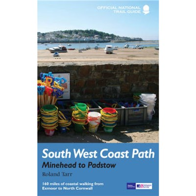South West Coast Path: Minehead to Padstow by Tarr; Roland