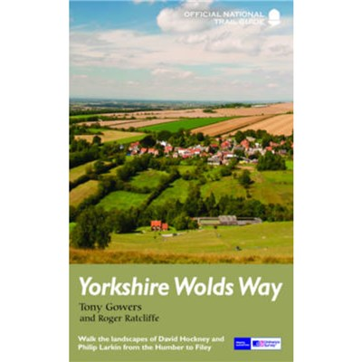 Yorkshire Wolds Way by Gowers; Tony|Ratcliffe; Roger