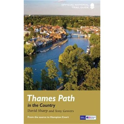 Thames Path in the Country by Sharp; David
